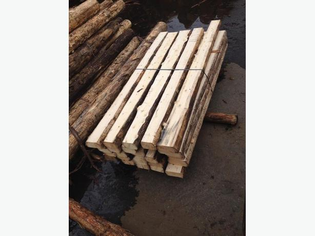 Yellow Cedar Landscaping Timbers