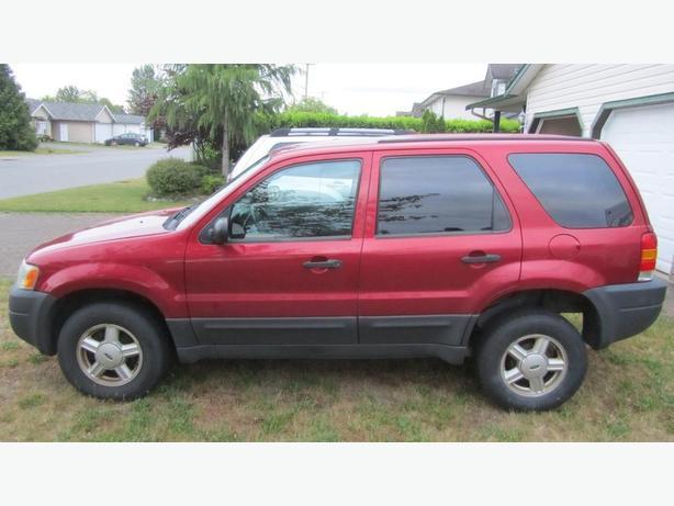 2004 Ford Escape, 3L , V6 , 4X4