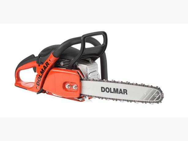 Dolmar-5105, 50cc chainsaw