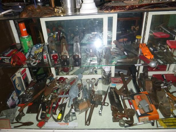 Hand Tools, lot's more in store