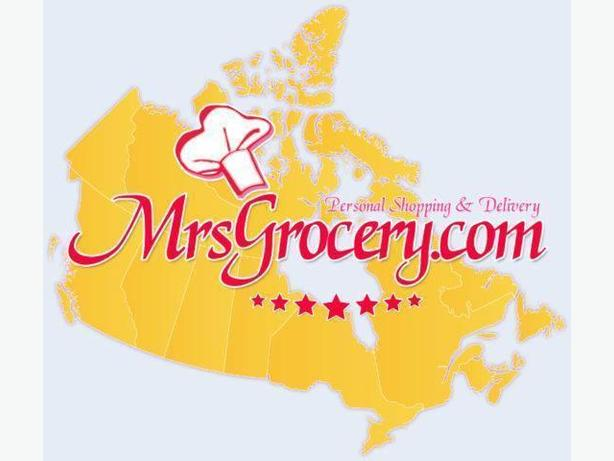 MrsGrocery Personal Shopping & Delivery Business Opportunity