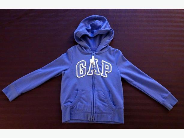 GAP - Purple Hoodie - Size 6-7 (Small)