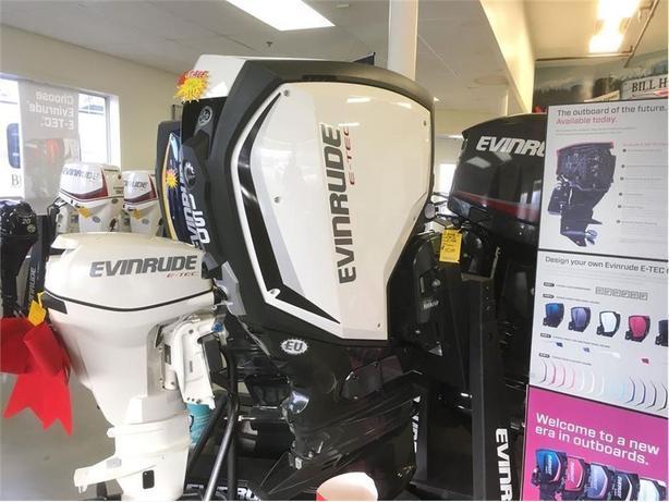 2017 Evinrude G2  150hp -