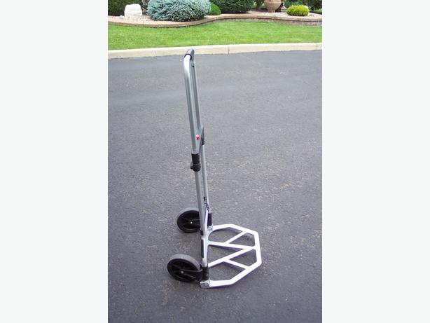 Folding Hand Truck Dolly (lightweight)