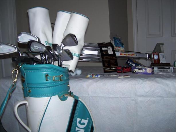 Golf equipment et al