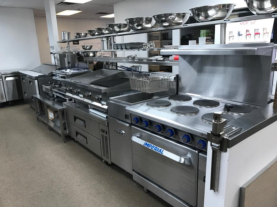 Commercial restaurant equipment supplies brand new