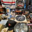 """Star Wars"" and ""Star Trek""  collectables"