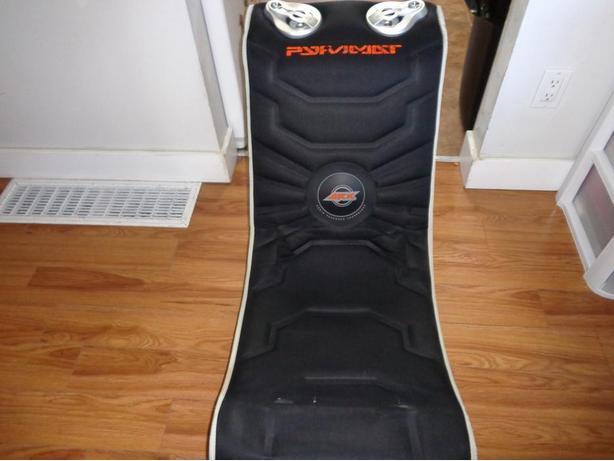 $20 - Pyramat Sound Rocker S2000 Gaming Chair & $20 - Pyramat Sound Rocker S2000 Gaming Chair West Shore: Langford ...