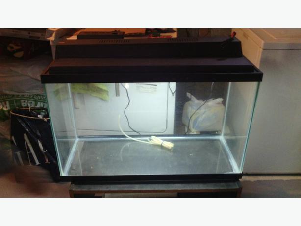 30 gallon aquarium for sale