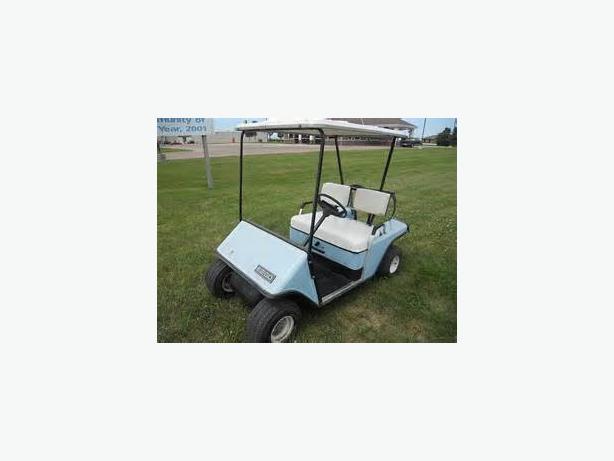 Wanted: Muffler for 1987 EZGO Marathon golf cart - 2 cycle