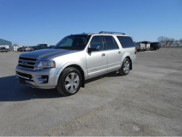 2016 Ford Expedition Platinum Max T5158