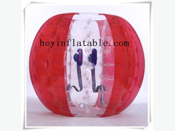 Heyinflatable Bubble fußball