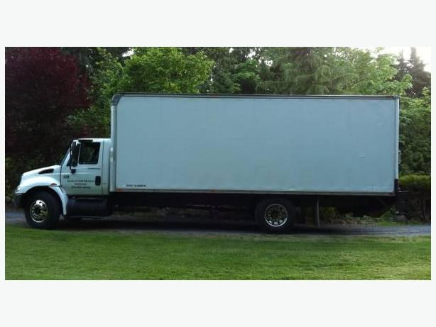 QUALICUM BEACH MOVING AND STORAGE-BUSINESS FOR SALE