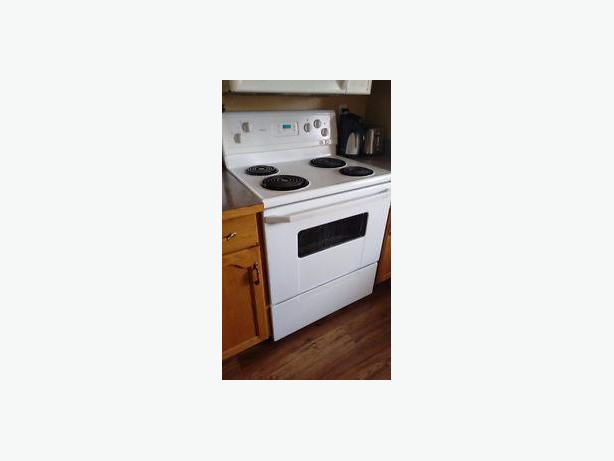 Whirlpool oven in great condition for sale!