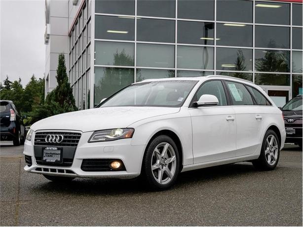 2009 Audi A4 2.0T Avant Premium (Tiptronic)