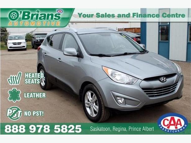 2011 Hyundai Tucson Limited w/Leather