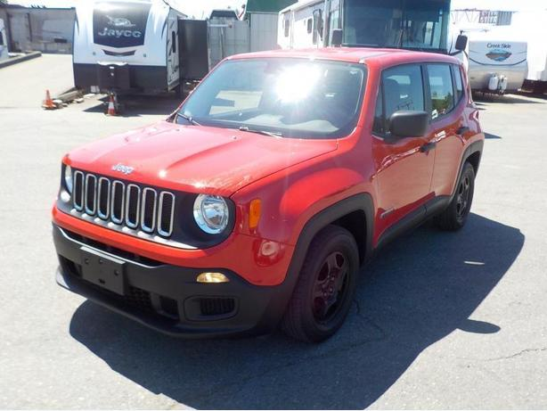 2015 Jeep Renegade Sport 2WD
