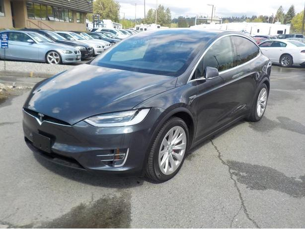 2016 tesla model x p90d awd outside victoria victoria. Black Bedroom Furniture Sets. Home Design Ideas