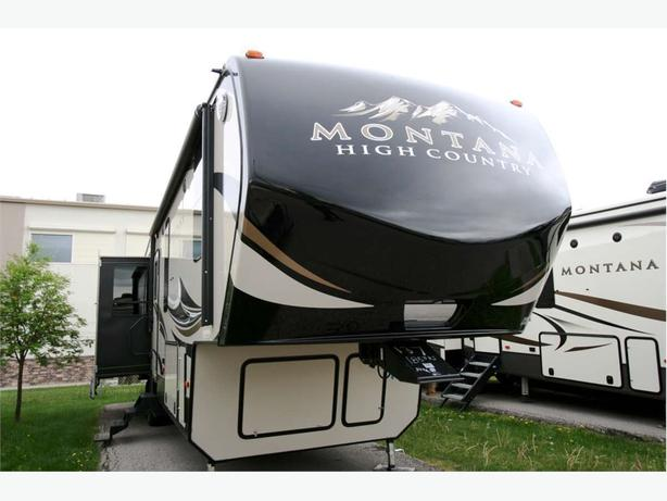 2018 KEYSTONE RV MONTANA HIGH COUNTRY 344RL