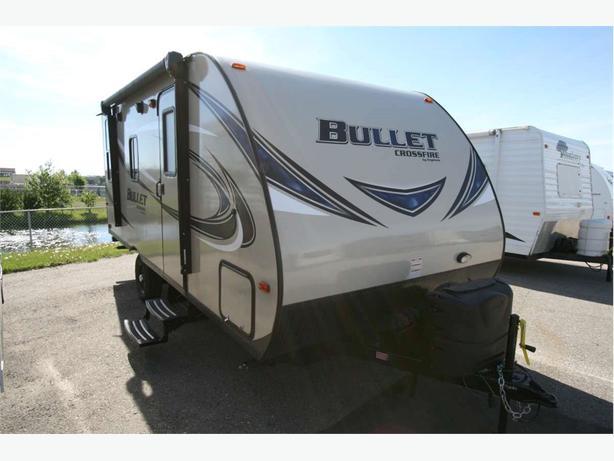 2016 KEYSTONE RV BULLET TT 1900RD