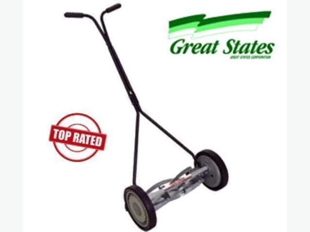 Reel Mower ~ Great States