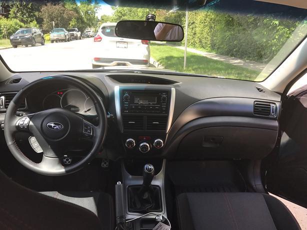 2011 WRX Subaru Sedan