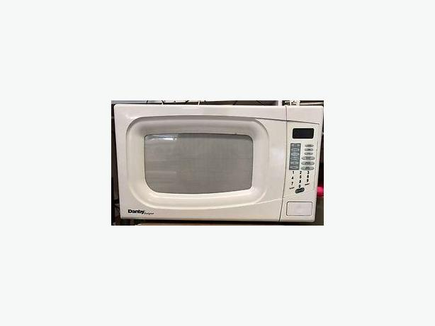 Two Microwave Ovens
