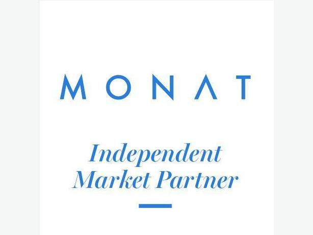 Monat Natural-Based Anti-Aging Hair Care Line