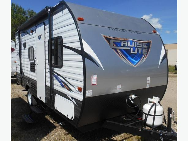 2018 Salem Cruise Lite 175BH  Bunk Model Trailer