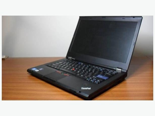 IBM Lenovo T420 laptop - 500gb HD - 4gb RAM - 2.5GHz WIN 7 Pro