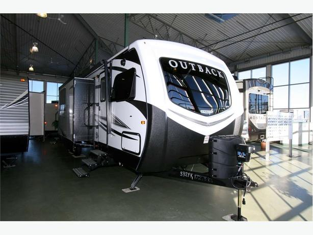 2017 KEYSTONE RV OUTBACK TT 332FK