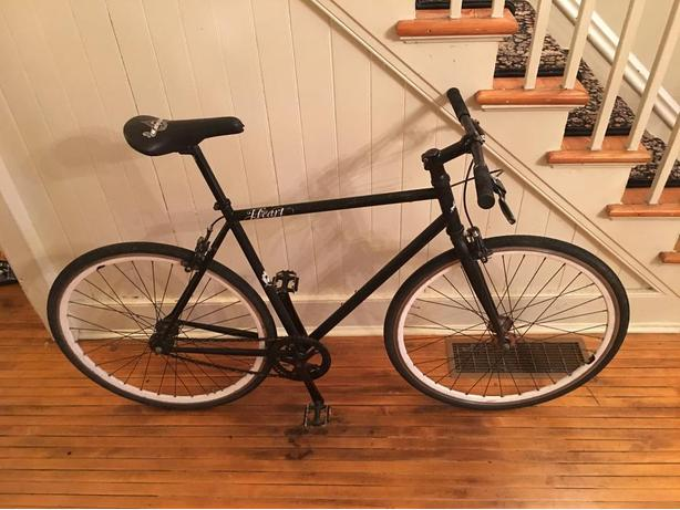 Norco Heart - single speed bike (black)