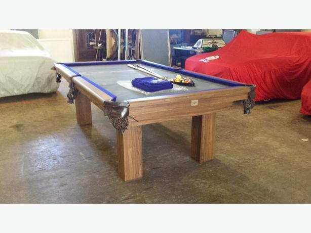 X Dufferin Pool Table Delivered North Saanich Sidney - Dufferin pool table