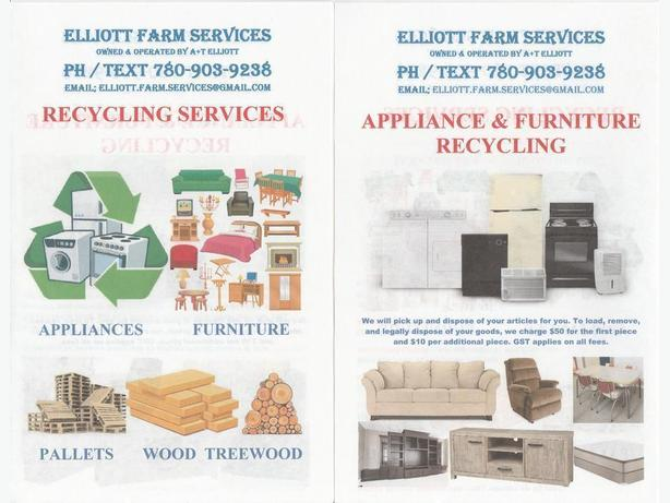 Unwanted Appliance – Furniture Pickup