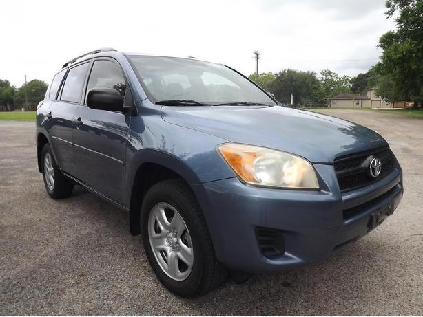 2010 Toyota RAV4 - 4dr SUV Blue to $ 3000