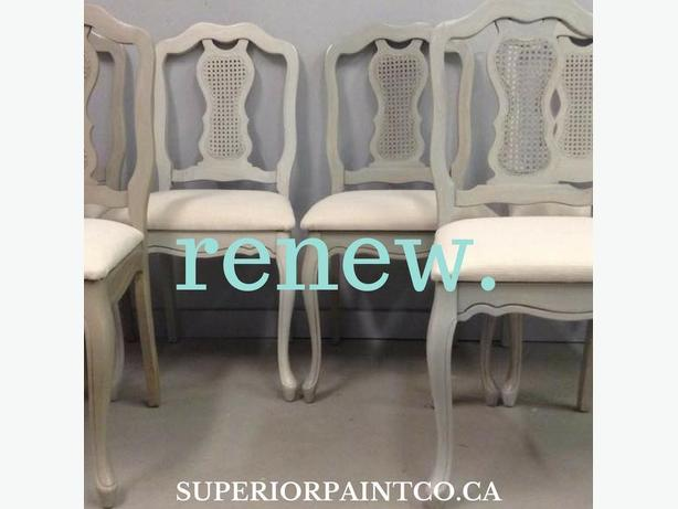 Chalk Furniture & Cabinet Paint - Superior Paint Co.