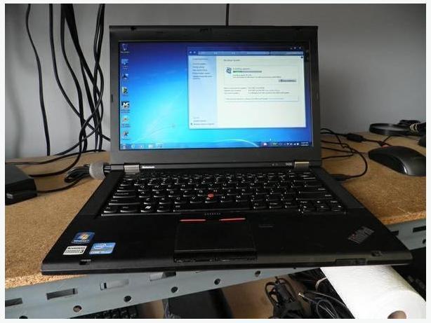 Lenovo T430 laptop, 500Gb HD, 4Gb RAM, 2.6Ghz, WIN 8.1 Pro