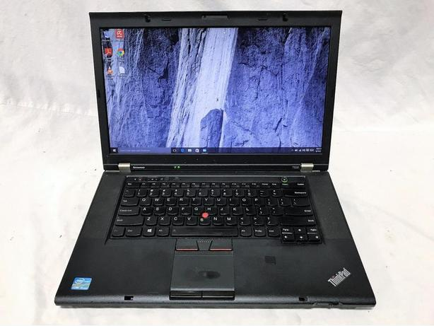 Lenovo T530 i5 2.6ghz Laptop 4gb Ram 500gb HD Win 10 Pro