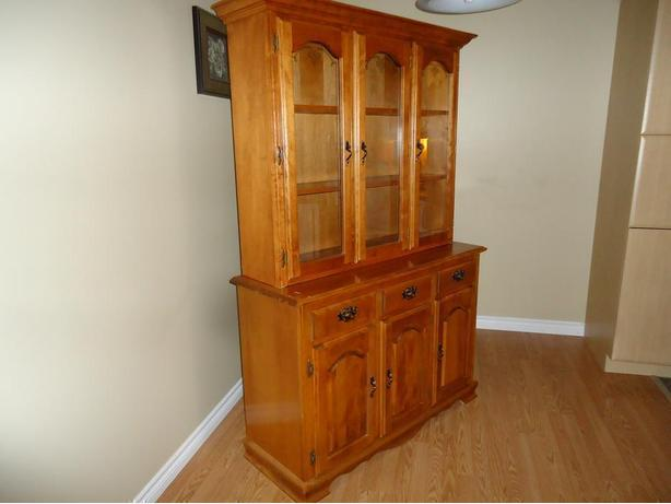 Two Piece Buffet & Hutch