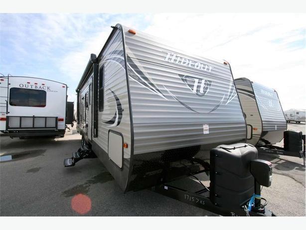 2017 KEYSTONE RV HIDEOUT TT 27DBS