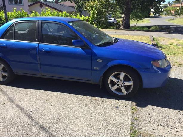 2003 Mazda Protege ES 2.0