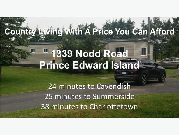 Country Living With A Price You Can Afford