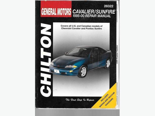 Chilton GM Cavalier/Sunfire manual