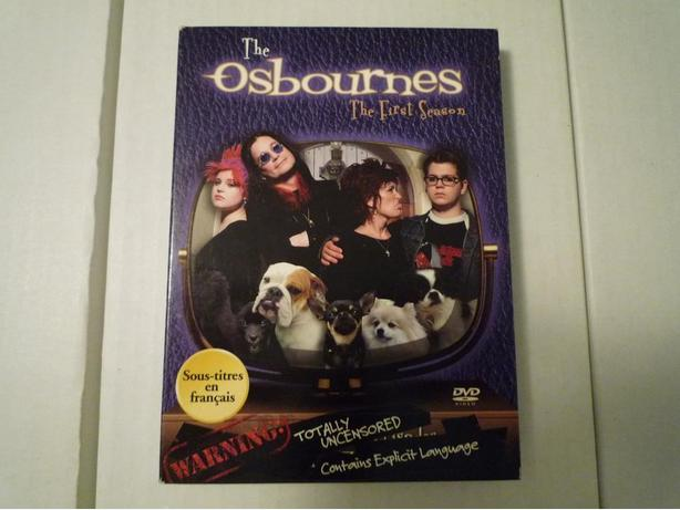 Osbournes Season 1