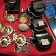 Collectable Wrist and Pocket Watches  Hundreds to chose from!!!