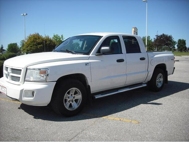 2009 Dodge Dakota Quad Cab 4X4