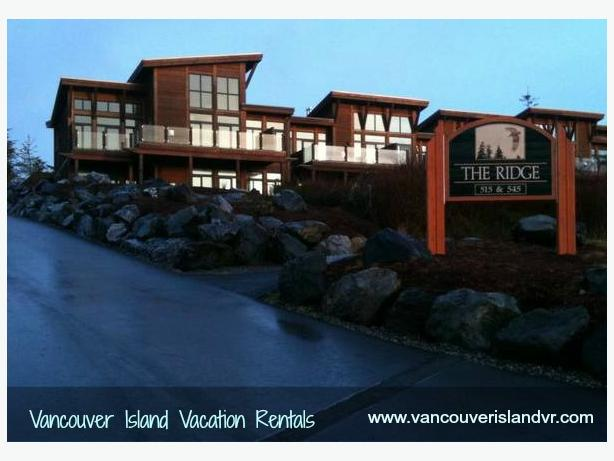 Adventure on the Edge; Vancouver Island Ocean View Condos