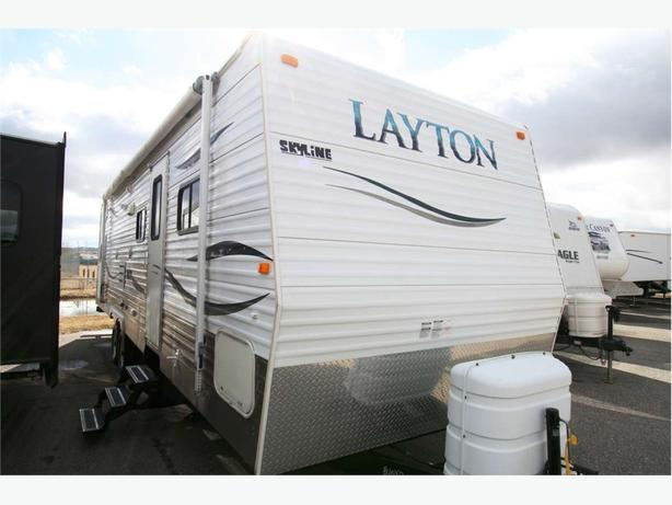 2008 SKYLINE LAYTON 297LTD