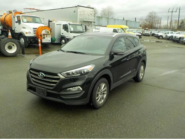 2016 Hyundai Tucson GLS Premium SE w/Preferred Package AWD