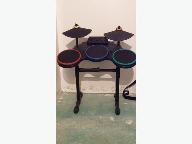 Play Station 3 drum set